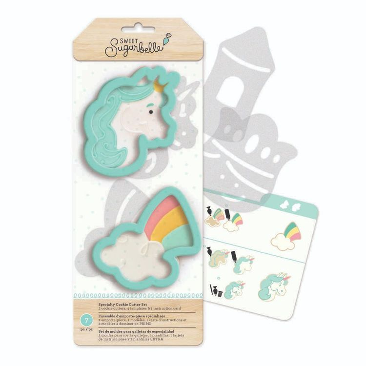 American Crafts Sweet Sugarbelle Enchanted Cookie Cutters