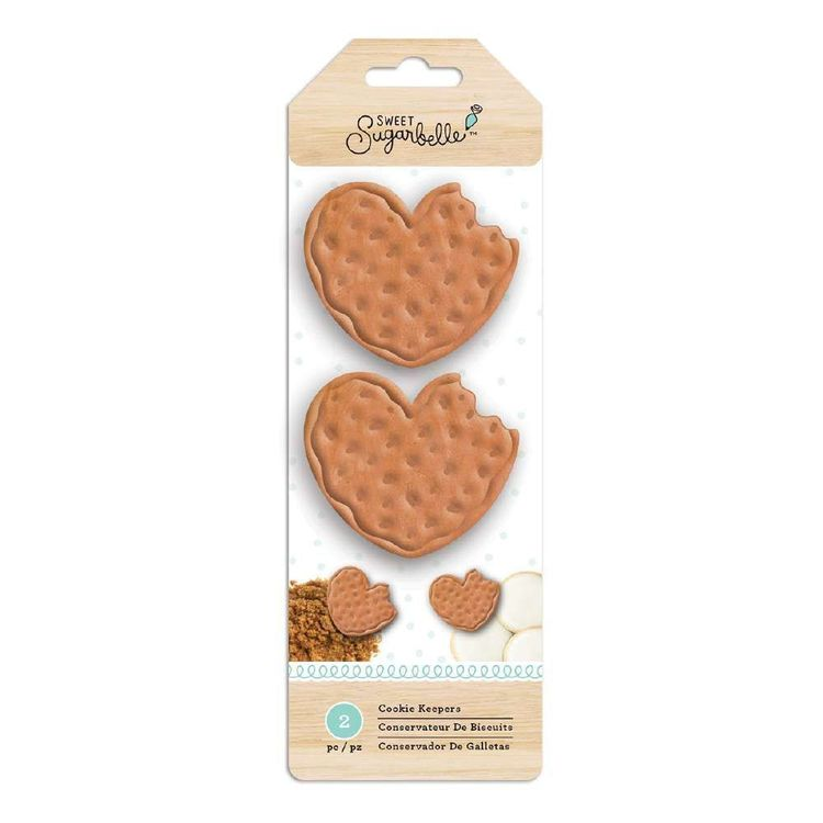 American Crafts Sweet Sugarbelle Cookie Keepers 2 Pack