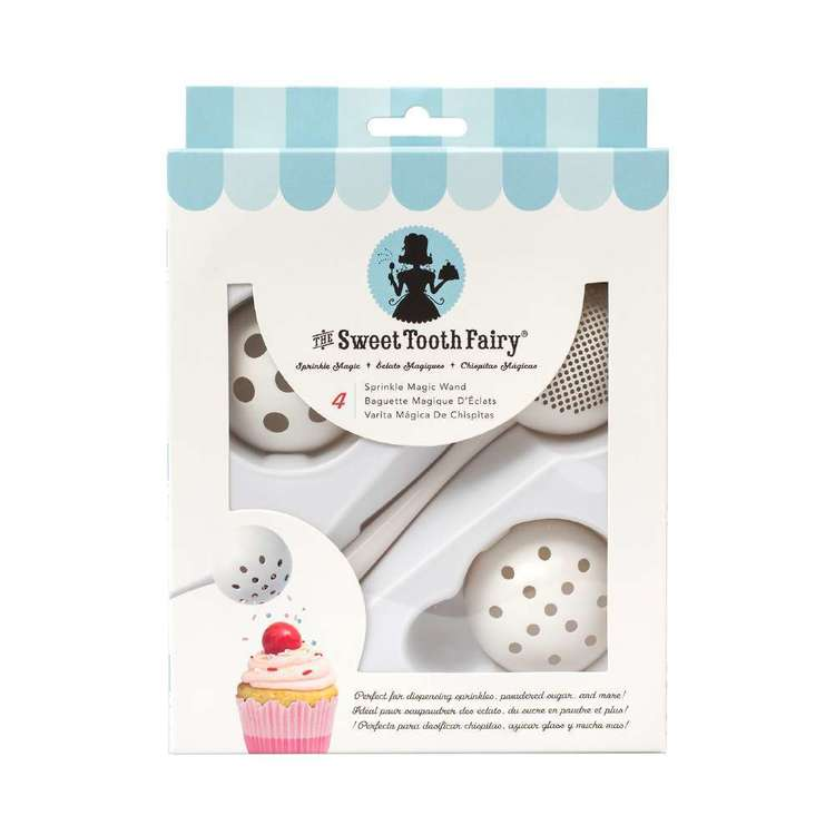 American Crafts Sweet Tooth Fairy Sprinkle Wand