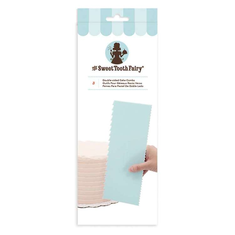 American Crafts Sweet Tooth Fairy Cake Comb Kit