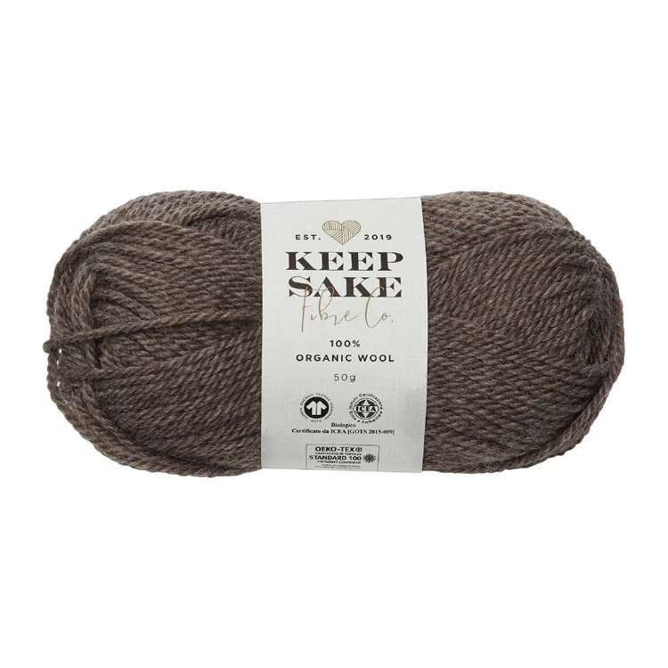 Keepsake Organic Wool Yarn