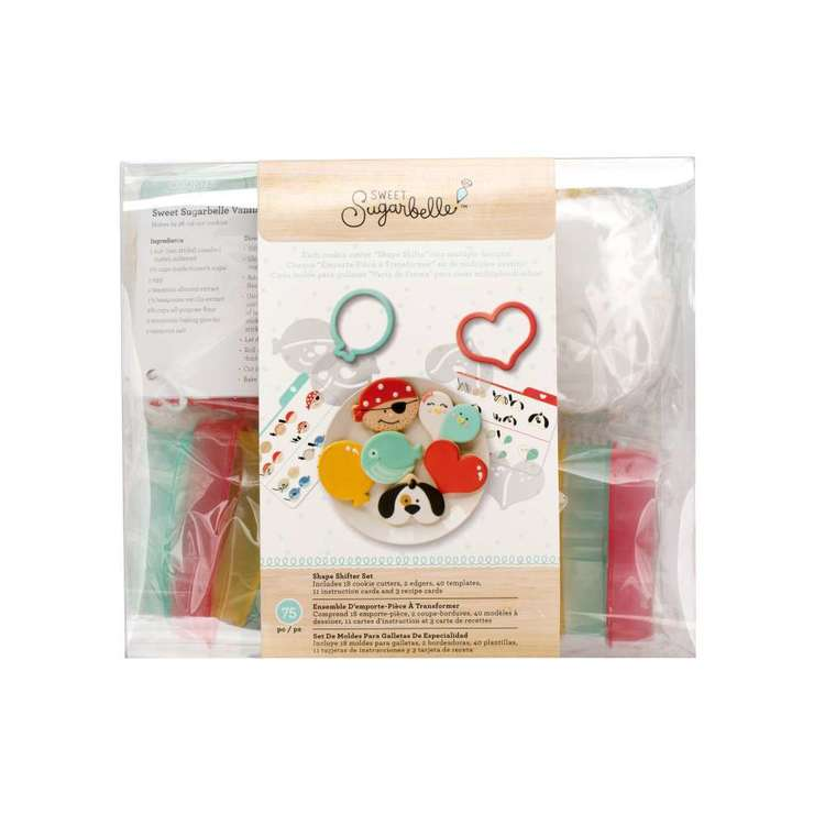 American Crafts Sweet Sugarbelle Shape Shifter Set