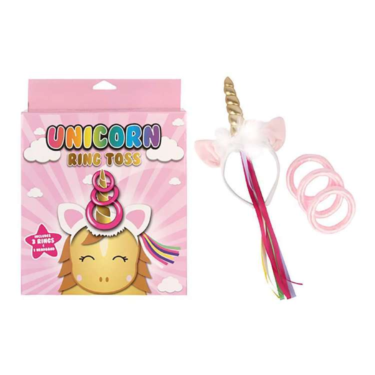 BYS Unicorn Ring Toss Game