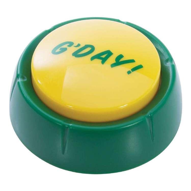 IS Gift Aussie Button