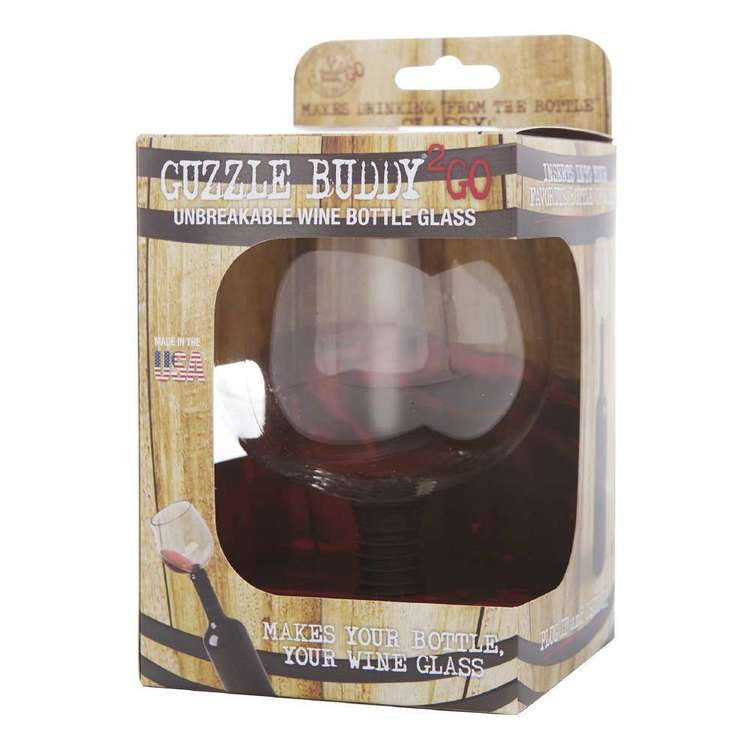 IS Gift Guzzle Buddy - Wine Glass To Go