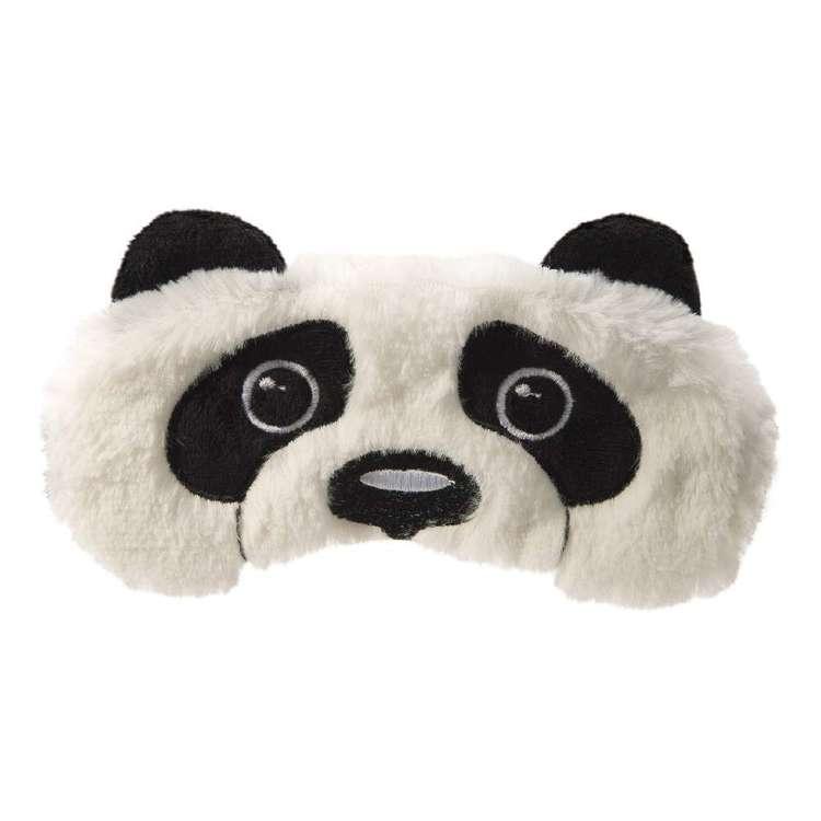 IS Gift Plush Panda Sleep Mask