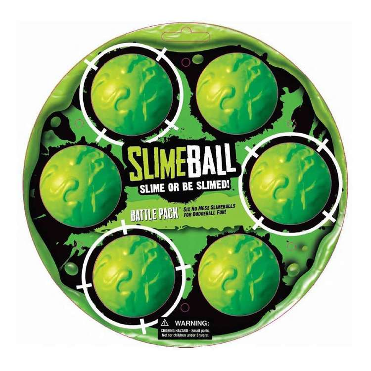 Slimeball Battle Pack