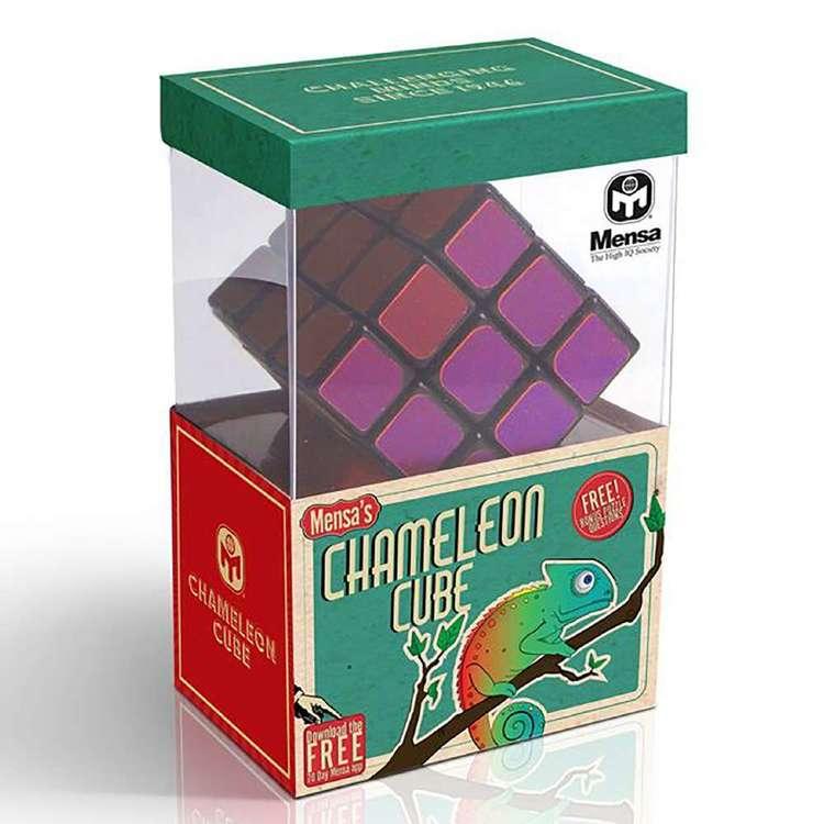 Mensa Chameleon Cube