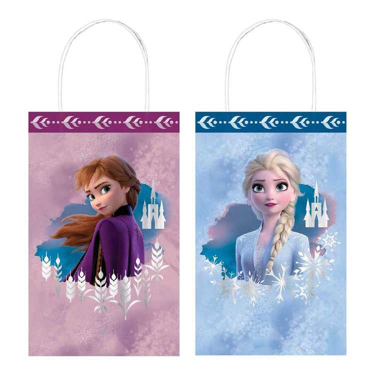 Amscan Frozen 2 Kraft Bag