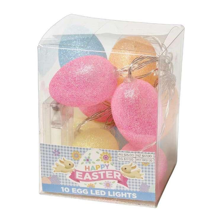 Happy Easter Egg LED Lights