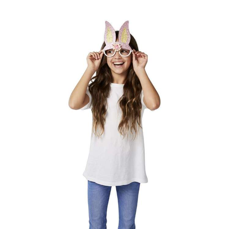 Happy Easter Bunny Glasses