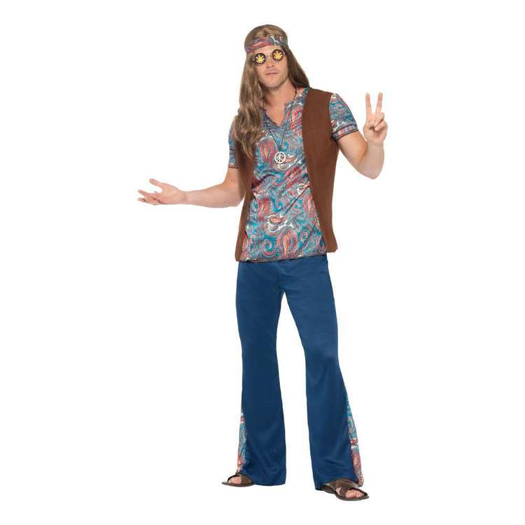 Smiffys Orion The Hippie Costume