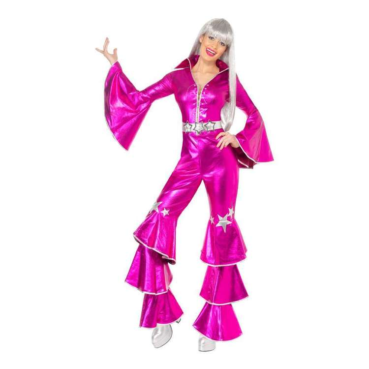 Smiffys 70s Dancing Dream Costume