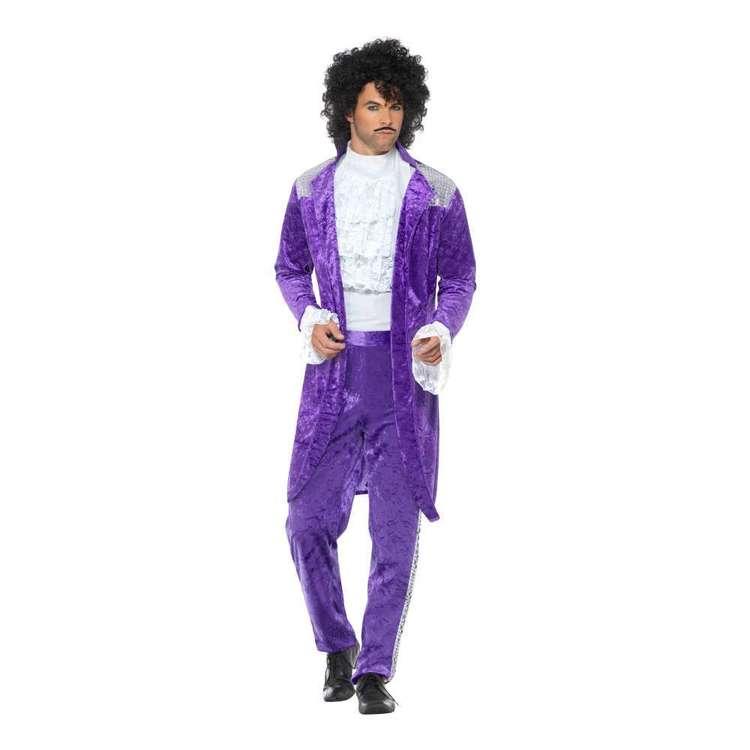 Smiffys 80s Musician Costume