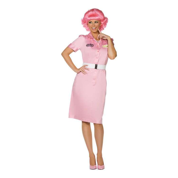 Smiffys Grease Frenchy Costume