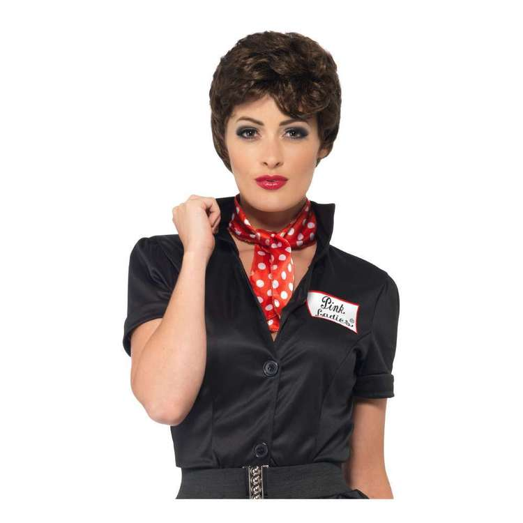 Smiffys Grease Rizzo Wig
