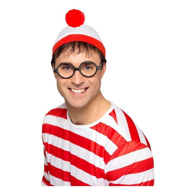 Smiffys Where's Wally? Instant Kit