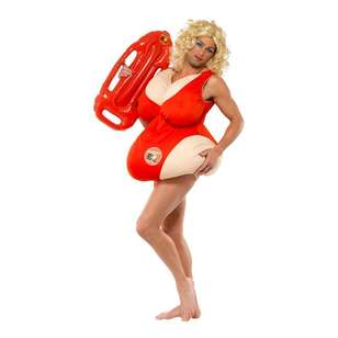 Smiffys Baywatch Costume