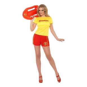 Smiffys Baywatch Beach Costume