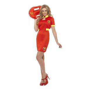 Smiffys Baywatch Lifeguard Costume