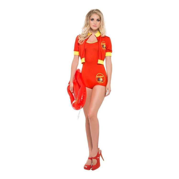 Smiffys Baywatch All-In-One Costume