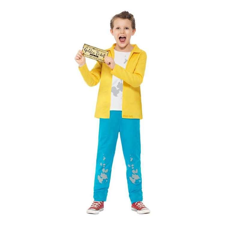 Smiffys Roald Dahl Charlie Bucket Kids Costume
