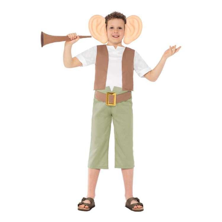 Smiffys Roald Dahl BFG Kids Costume