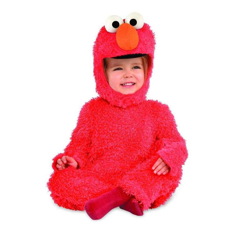 Amscan Elmo Boy Toddler Costume