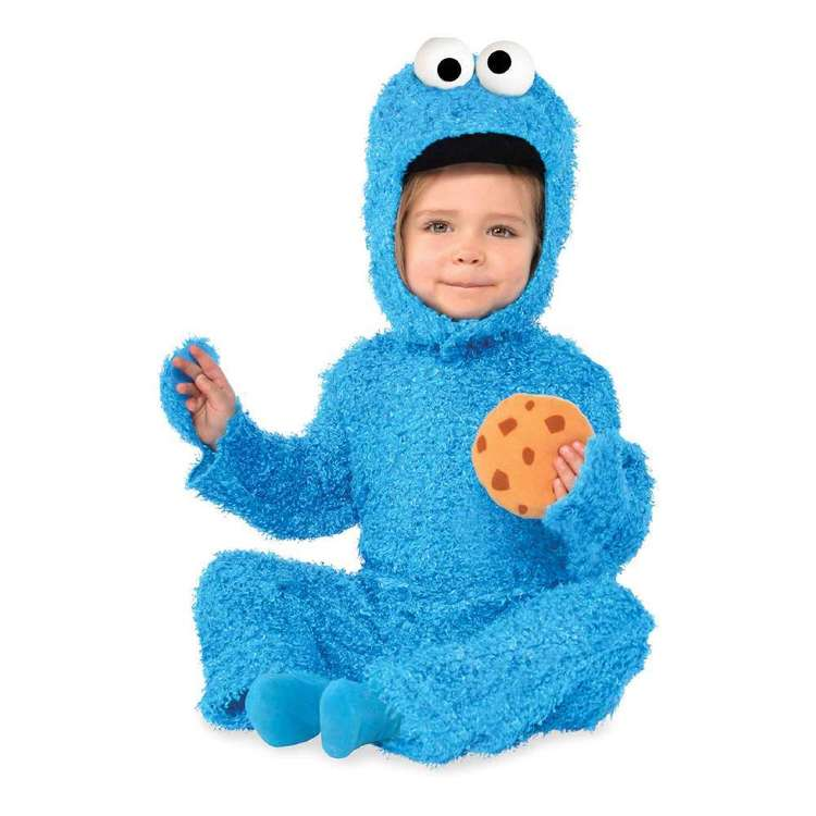 Amscan Cookie Monster Boy Toddler Costume
