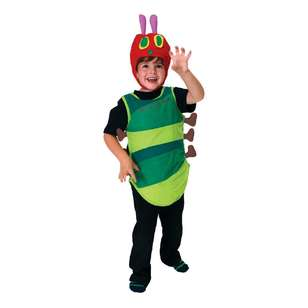 Hungry Caterpillar Kids Costume