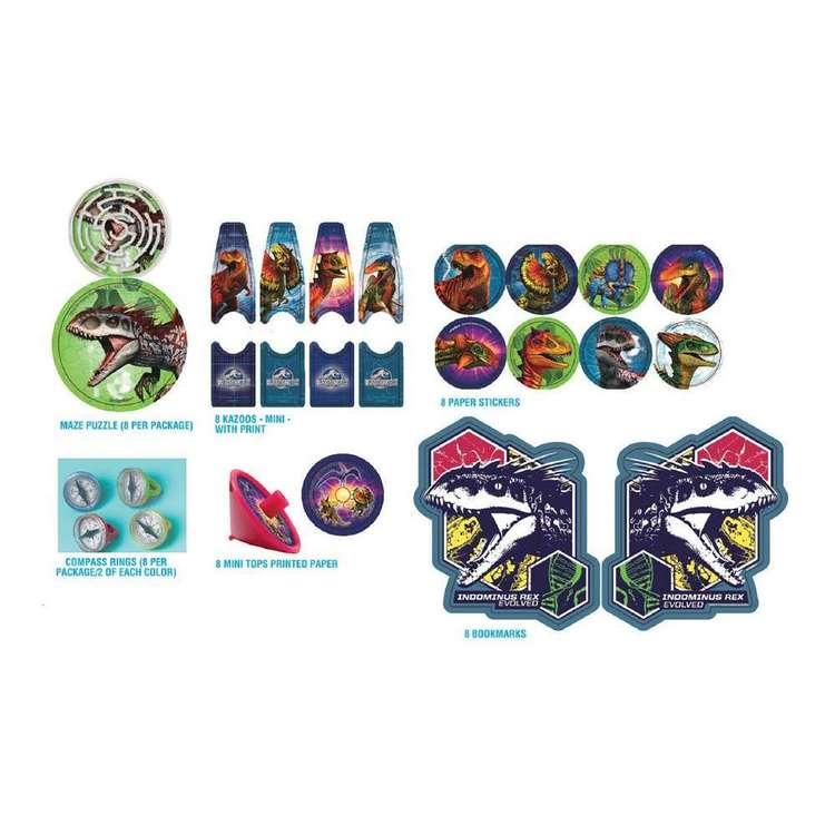 Amscan Jurassic World Mega Mix Favour Pack