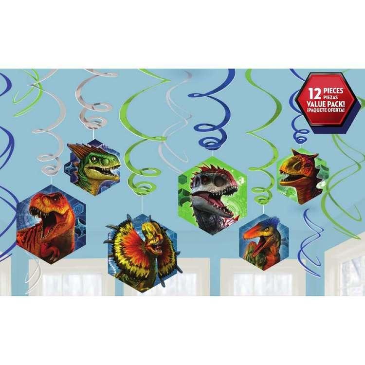 Amscan Jurassic World Swirl Value Pack