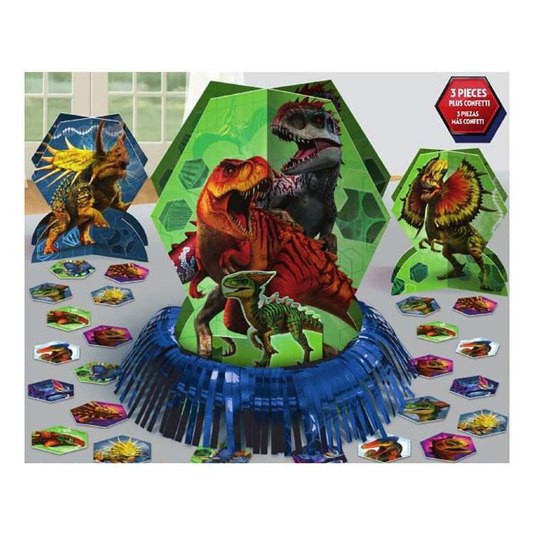 Amscan Jurassic World Table Decoration Kit
