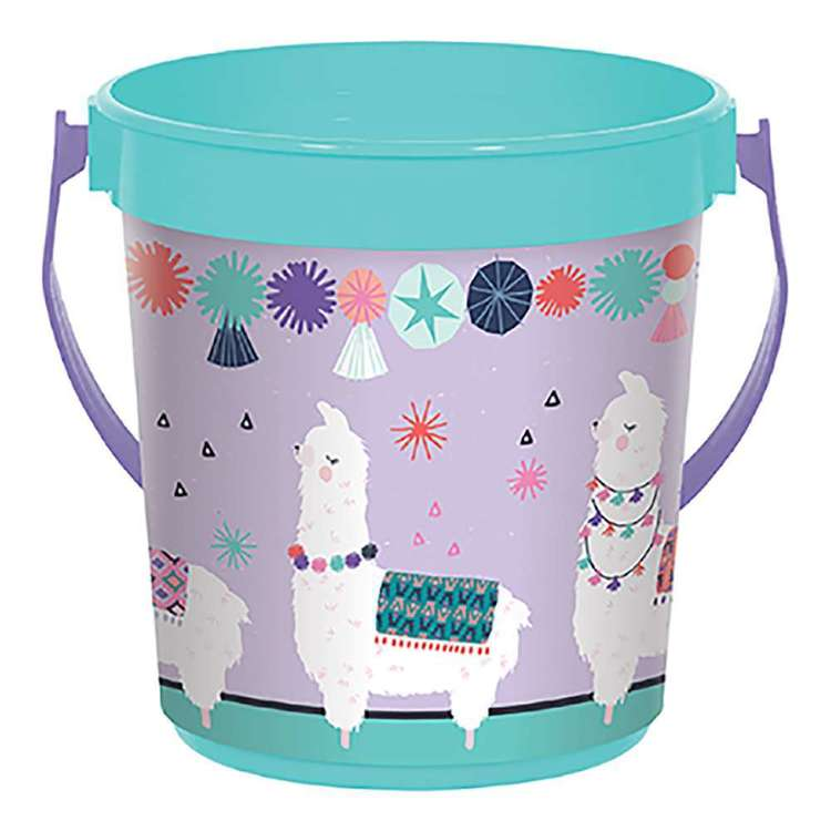 Amscan No Prob-Llama Favour Container