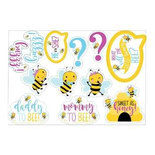 Amscan What Will It Bee? Cardboard Cutout