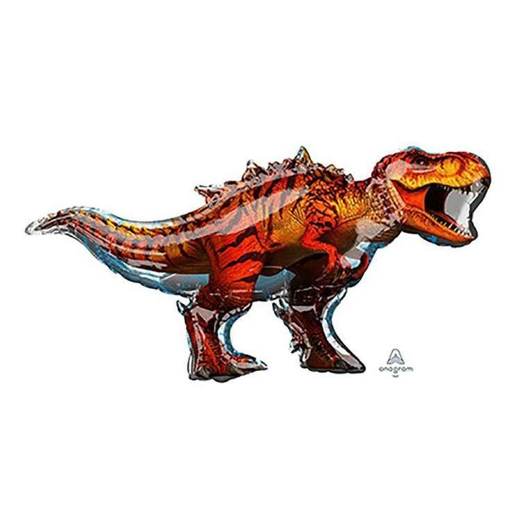 Anagram SuperShape Jurassic World T-Rex Foil Balloon