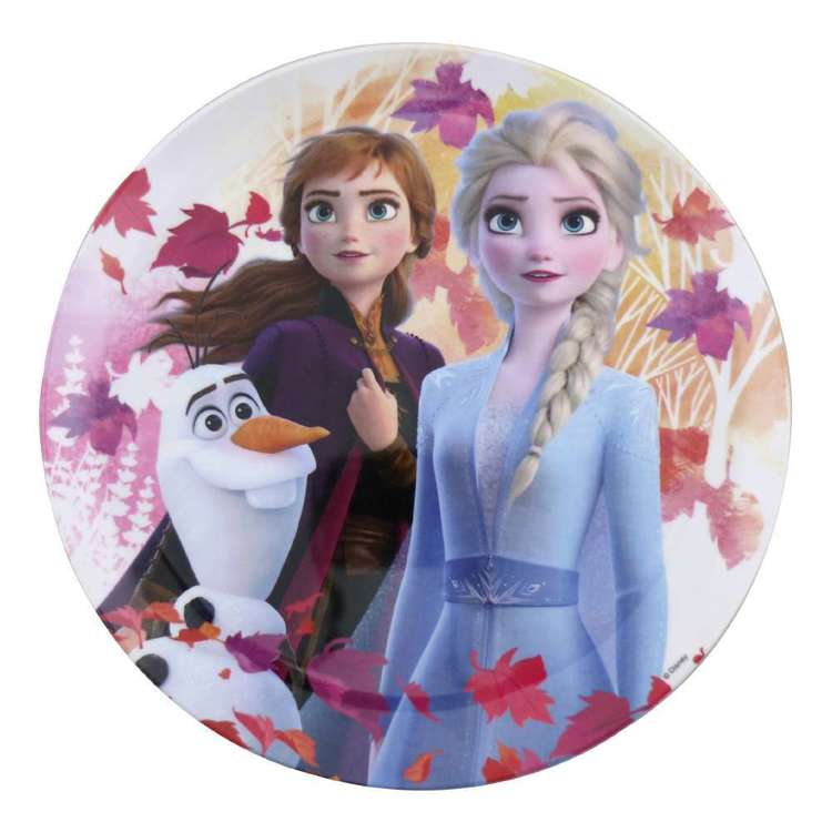 Frozen 2 Melamine Plate