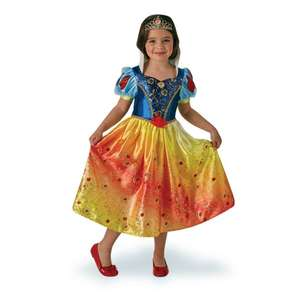 Disney Snow White Deluxe Kids Costume