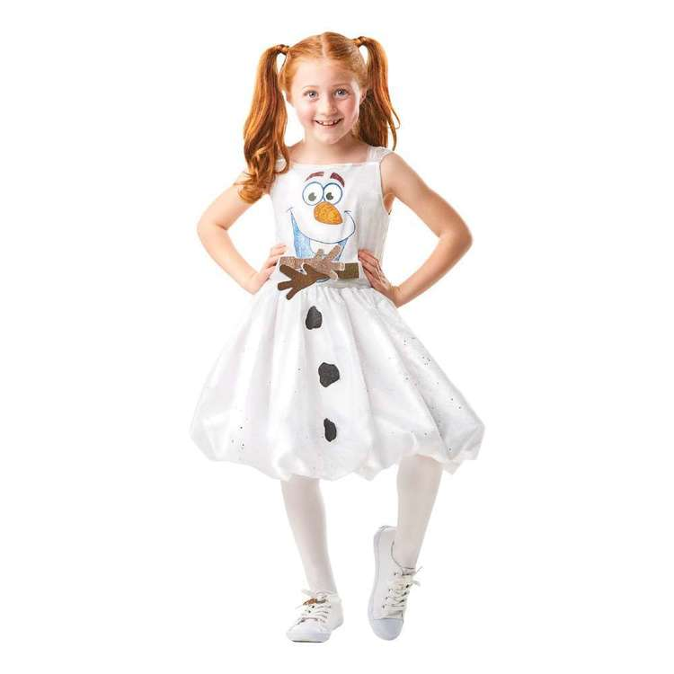 Disney Olaf Kids Tutu Dress