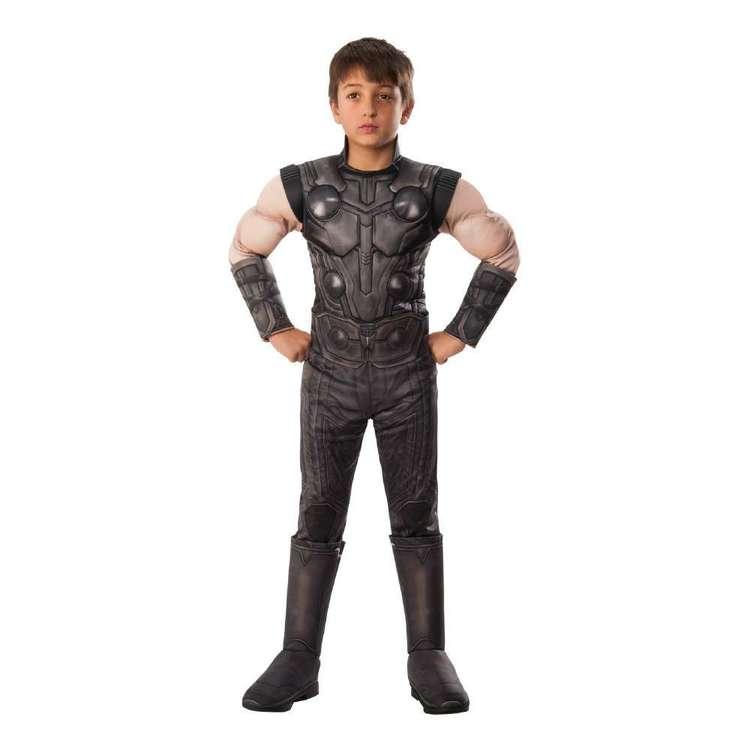 Marvel Thor Infinity War Deluxe Kids Costume