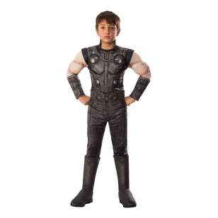 Marvel Thor Infinity War Deluxe Kids Costume
