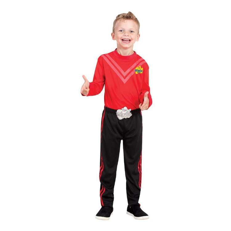 The Wiggles Simon Wiggle Deluxe Kids Costume