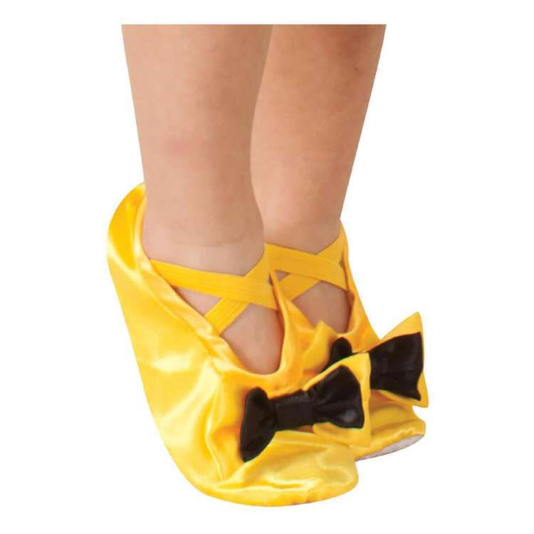 The Wiggles Emma Wiggle Slippers