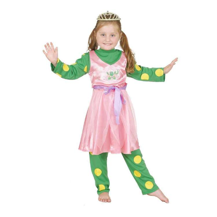 The Wiggles Dorothy Dinosaur Toddler Costume