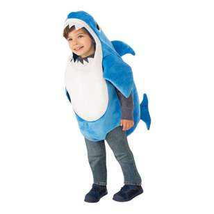 Daddy Shark Deluxe Toddler Costume