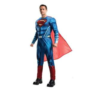 DC Comics Superman Adult Costume