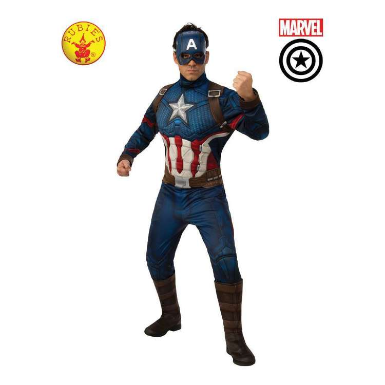 Marvel Captain America Adult Costume