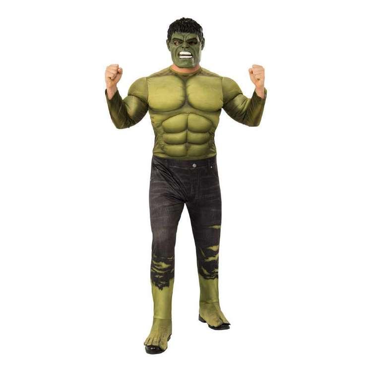 Marvel Hulk Adult Costume