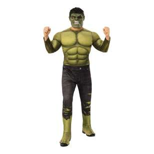 Marvel Hulk Adult Costume