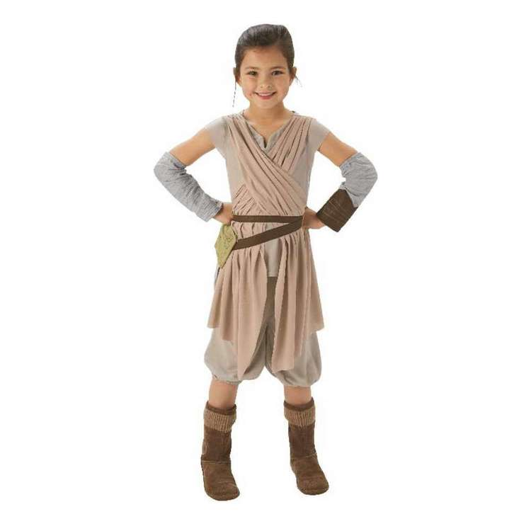 Star Wars Rey Deluxe Kids Costume